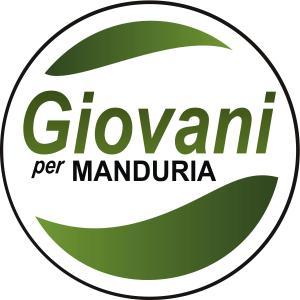 Logo Giovani per Manduria massima risoluzione con sfondo bianco