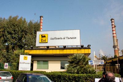 Raffineria ENI Taranto