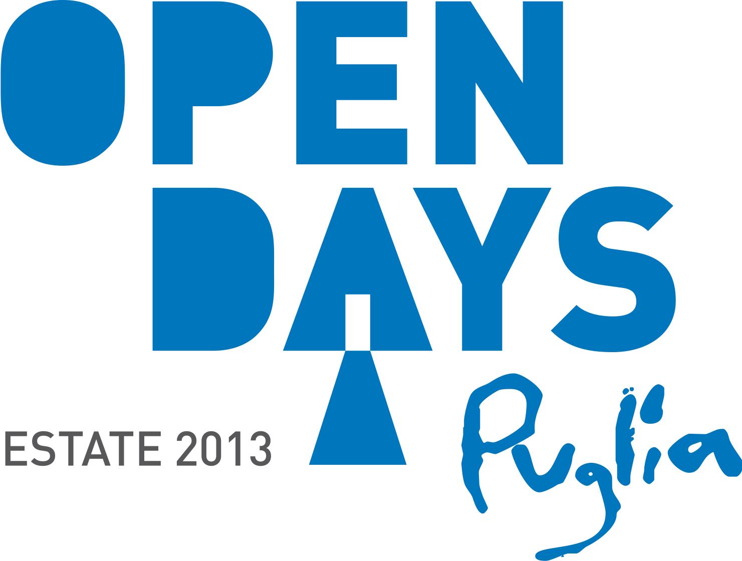 Logo Open Days 2013