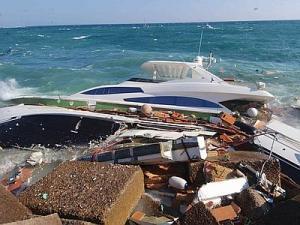 Yachtschiantato