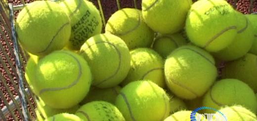 Tennis per ragazzi di Un centro per amico