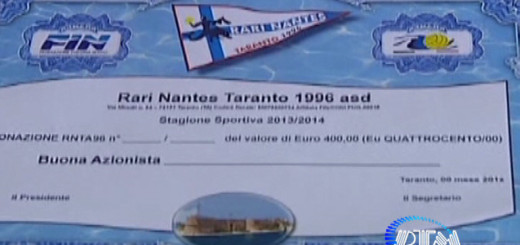 Rari Nantes Taranto 1996 1