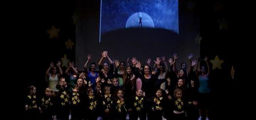 Light up the sky - New Dance 1