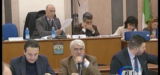 Consiglio Comunale Taranto
