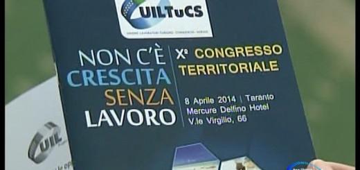 10 congresso territoriale UILTUCS 2