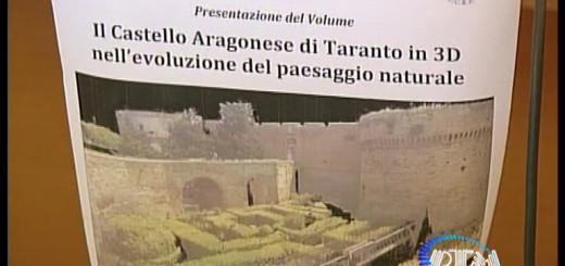 Il Castello Aragonese di Taranto in 3D