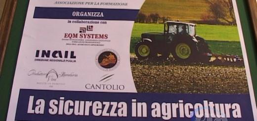 La sicurezza in agricoltura
