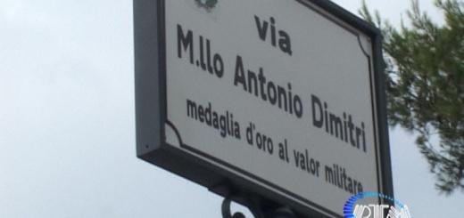 Via M.llo Antonio Dimitri 1