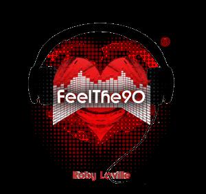 FEELTHE90 logo2012