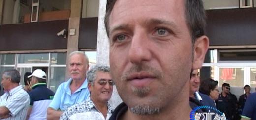 Protesta a Bari, Domenico Sammarco