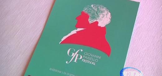 Giovanni Paisiello Festival 1