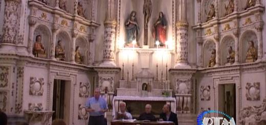Celebrazione  Chiesa San Francesco Manduria 6