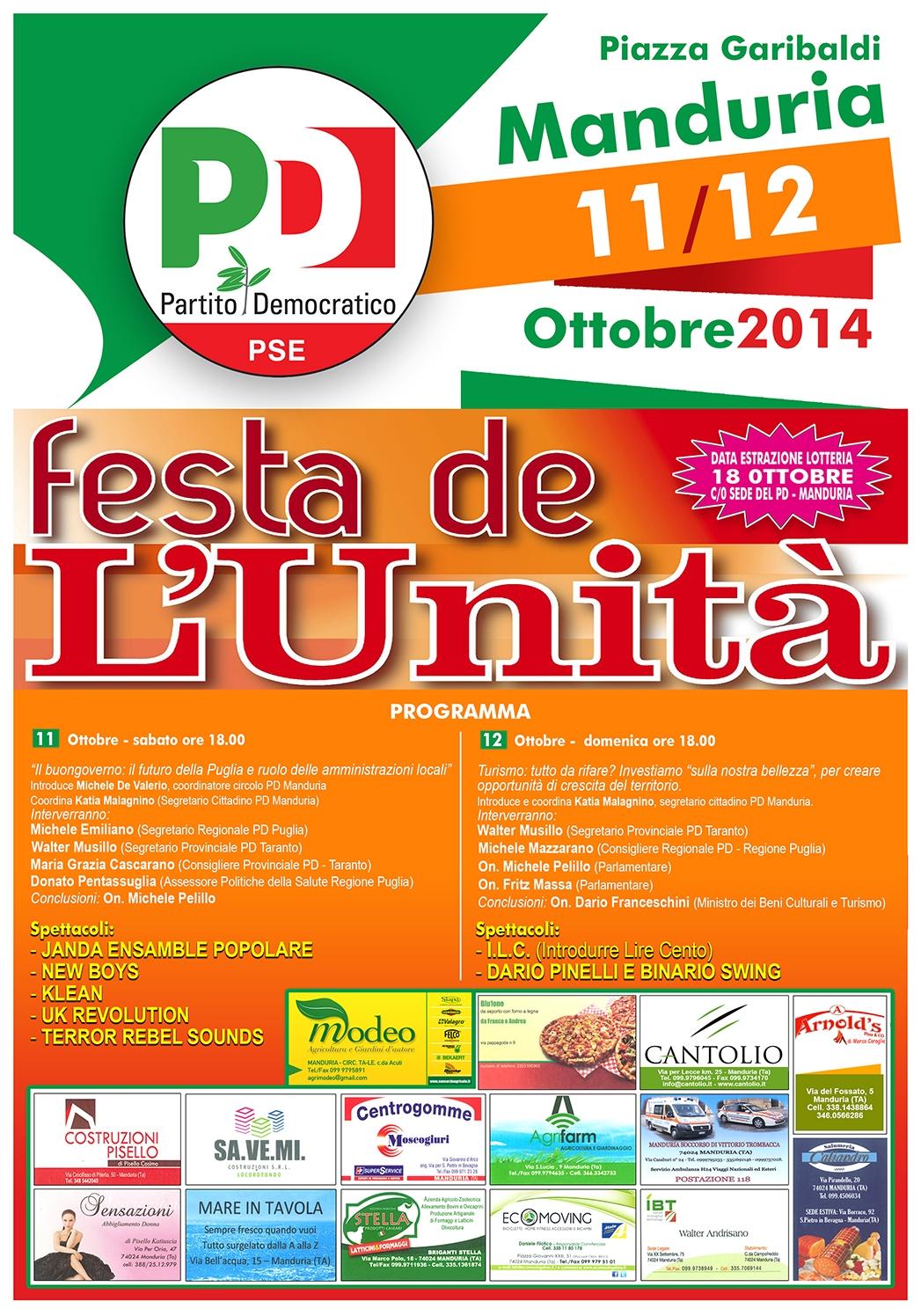 festa dell'unità manifesto (1)