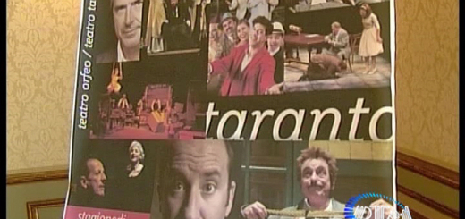 Stagione Teatrale 2014-15 a Taranto