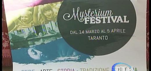 Mysterium Festival 2015 a Taranto