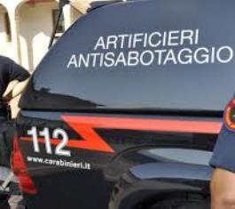 artificieri carabinieri
