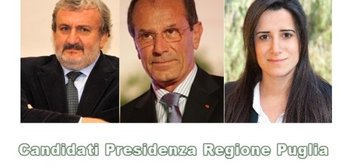 candidati Puglia