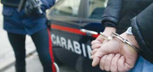 carabinieri arresto1