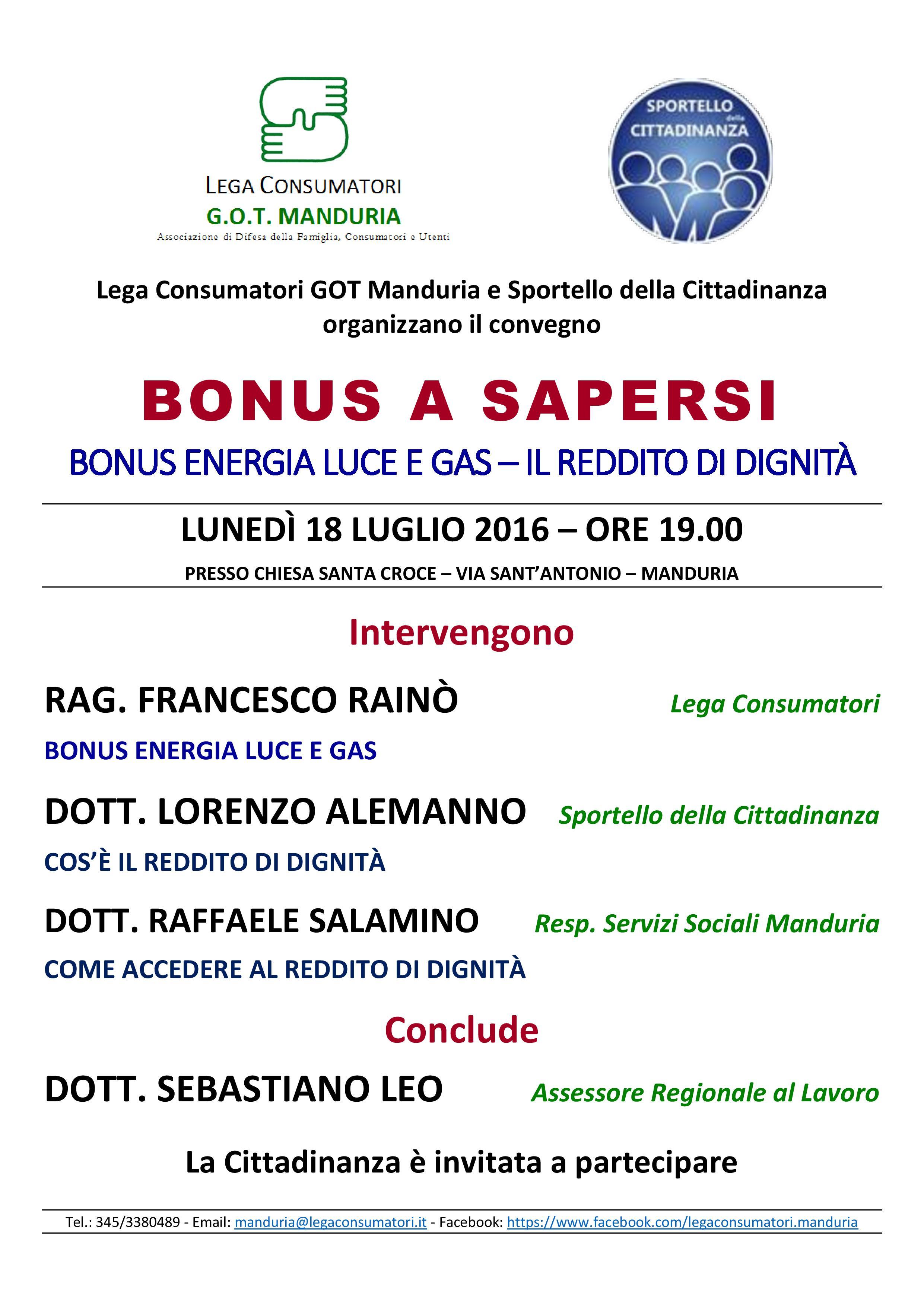 manifesto bonus