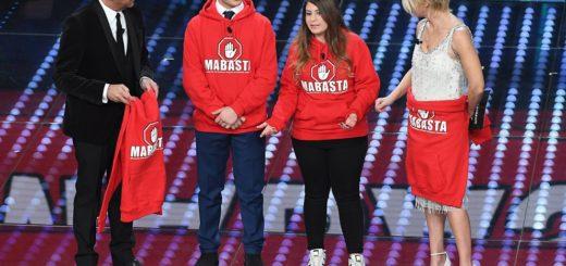 I ragazzi del MABASTA al Festival di Sanremo